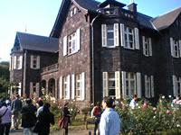 旧古川庭園