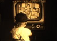 昭和37年頃のテレビ