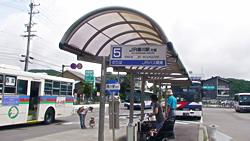 JRバス横川駅行き